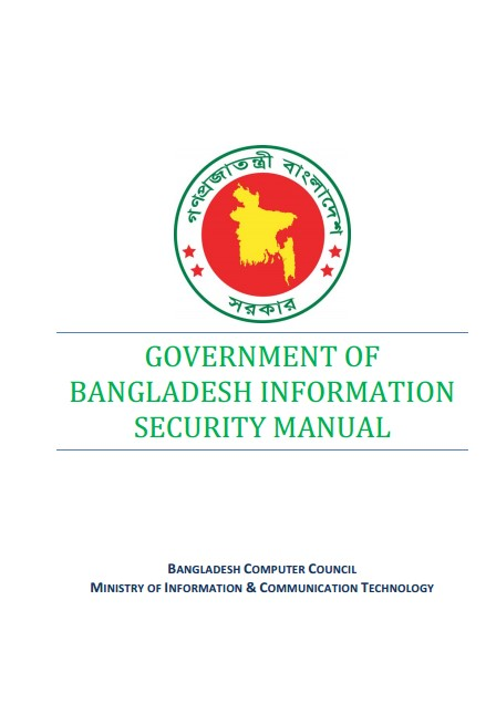 Government of Bangladesh Information Security Manual (GoBISM) has been published