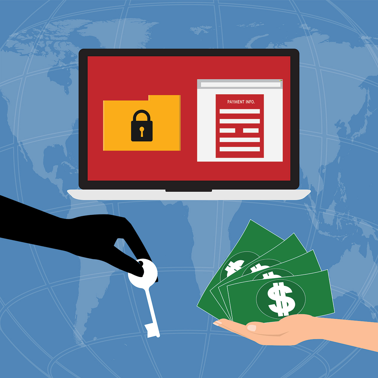 Ransomware facts and mitigation tips