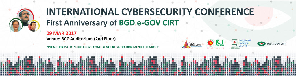 Govt  to organize international cyber security conference | BGD e