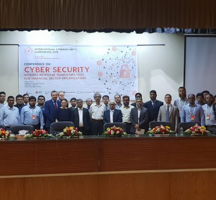 Conference on Cyber Security Incident Response Team (CSIRT/SOC) for Financial Sector Organization