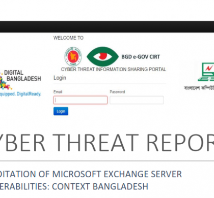 CYBER THREAT REPORT